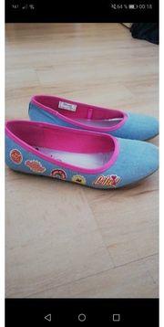 Schuhe Balerinas Mädchen Gr 33