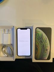 iPhone XS Space gray 256gb