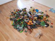 riesiges Playmobil ZOO - Set fast