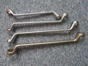 4 Doppelringschlüssel