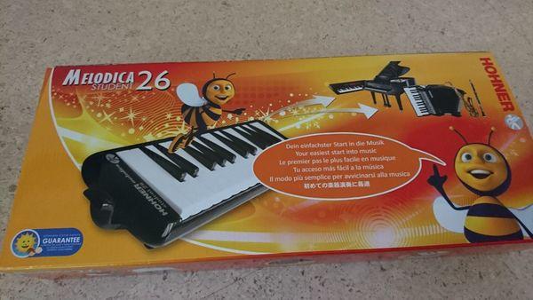 Melodica Student 26 von Hohner -