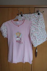Lillifee-Schlafanzug Shorty von Schiesser rosa-bunt