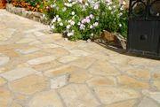 Polygonalplatten Natursteine Fliesen Terrasse