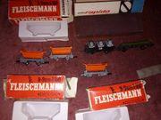 Modell Eisenbahn Fleischmann Egger-Bahn und