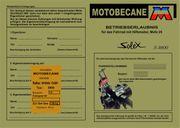Velosolex - IMPEX - für 3800 Motobecane -
