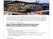 BMW Verkaufsberater Neuwagen und Gebrauchtwagen