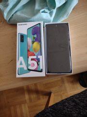 Samsung Galaxy A51 Blau
