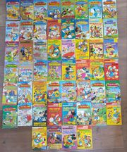 Comic Donald Duck Mickey Mouse