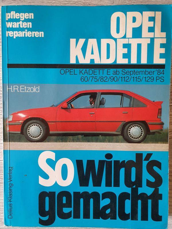 Opel Kadett E so wirds