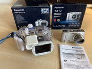 Panasonic Kamera Unterwassergehäuse DMW-MCTZ10 TZ10