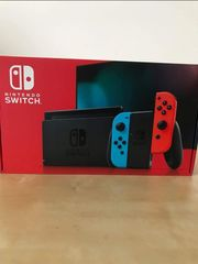 Nintendo switch neuwertig 2019 modell