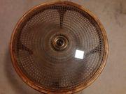 Chippendale Tisch mit Glasplatte Beistelltisch