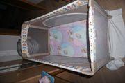 Kinderreisebett Joie inkl Baby Einhang