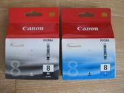 Canon Pixma original Druckerpatrone CLI-8C