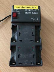 Ladegerät Voltcraft Super Lader VC