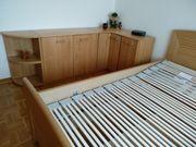 Schlafzimmer Erle Natur Serie Steffen-Valerie