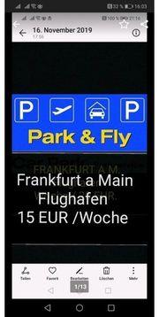 Parken am Frankfurt Flughafen Parken