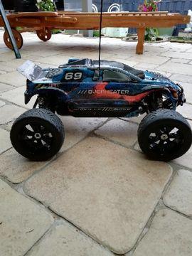 Sonstiges Kinderspielzeug - Großes ferngesteuertes Auto Reely Overheater