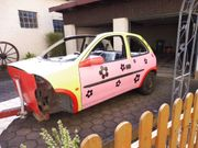 Anhänger Opel Corsa