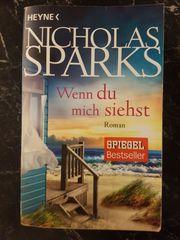 Nicholas Sparks Buch - Wenn du