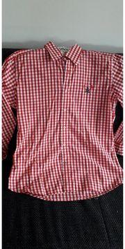 Trachtenhemd Gr L