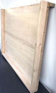 gutes großes Nudelbrett Holz Teigbrett