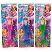 Meerjungfrau Puppe Spielfigur 27cm