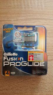 4er-Packung Gillette Fusion ProGlide Rasierklingen