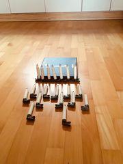Christbaum LED Kerzen