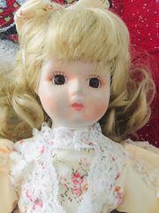 Puppe Nostalgiepuppe Sammlung-Auflösung