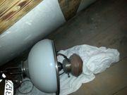Lampe mit Ober-und Unterlicht Strahler-