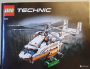 Lego Technic 42052 Schwerlasthubschrauber