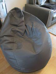 Knautschiger Sitzsack