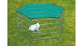 Bild 4 - Kleintier-Freigehege als Auslauf - Gevelsberg
