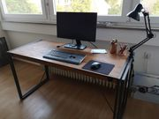 Schreibtisch Industry-Style