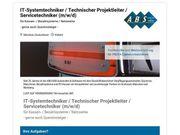 IT-Systemtechniker Technischer Projektleiter