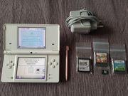 Nintendo DSi 2 Spiele 4GB