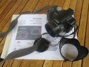 Panasonic Digital-Kamera DMC-FZ18 schwarz