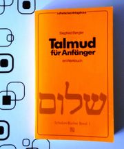Talmud für Anfänger Buch Theologie