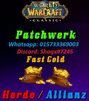 WoW Classic Gold - 1000 bis