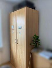 Kleiderschrank aus Holz nicht IKEA
