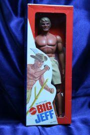 Mattel Big Jim Figur Big