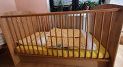 Kinderbett Buche