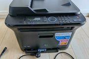 Farblaserdrucker Scanner Samsung CLX-3175FW