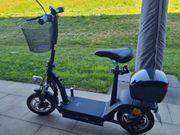 Elektroroller-Scooter