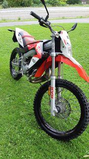 Moped Cross Aprilia RX 50