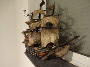 Modell Segelschiff aus dem 19