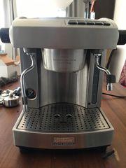 2 Kreis Espresso Siebträger Maschiene