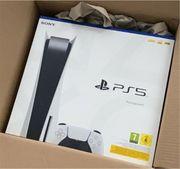 Playstation 5 mit Laufwerk OVP