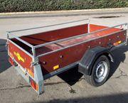 1200 kg Lastenanhänger mit Auflaufbremse